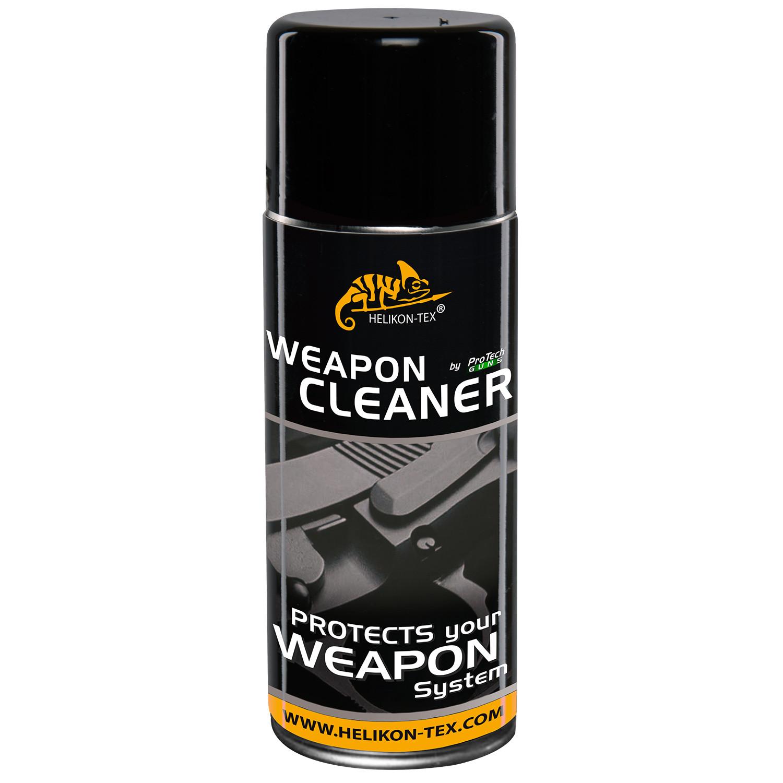 Weapon Cleaner 400 ml (aerozol) - Czarny