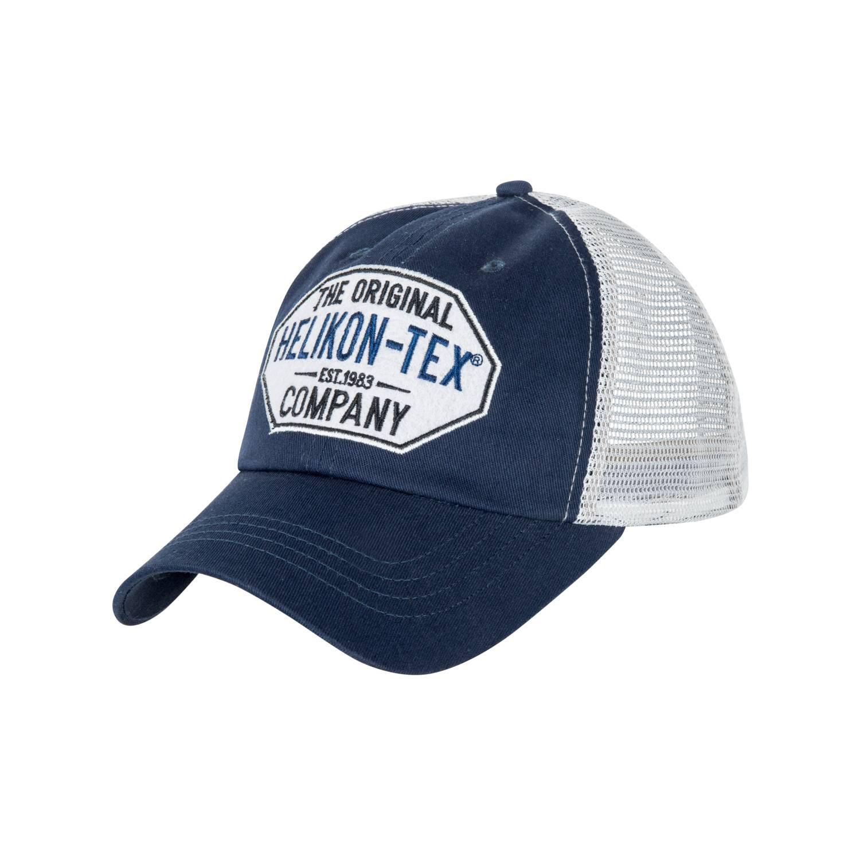Czapka Trucker Logo Cap - Cotton Twill Detal 1