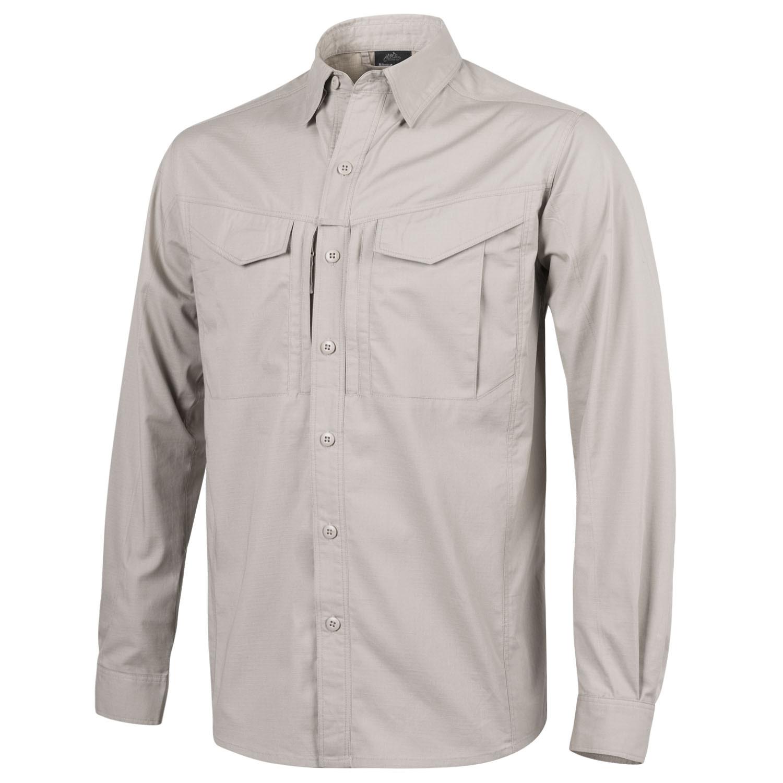 Koszula DEFENDER Mk2 long sleeve® - PolyCotton Ripstop Detal 1