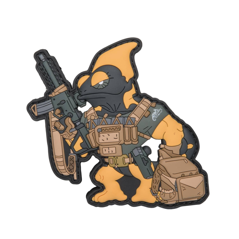 Emblemat Chameleon Operator Detal 1