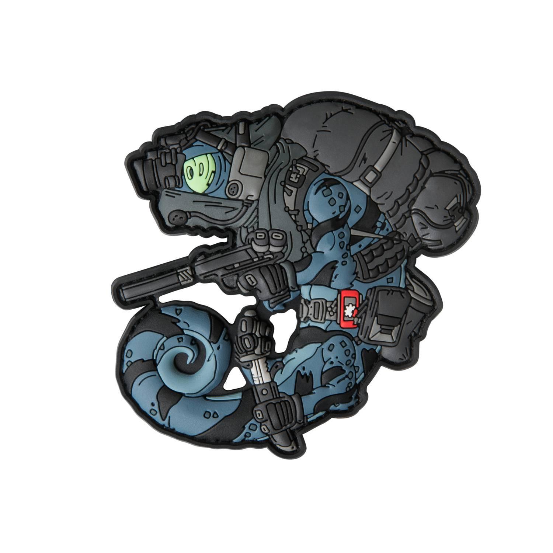 Emblemat Chameleon Nightstalker Detal 1