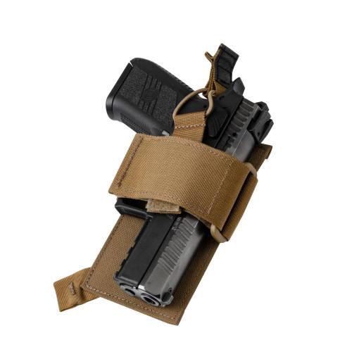 Inverted Pistol Holder Insert® - Cordura® Detail 6