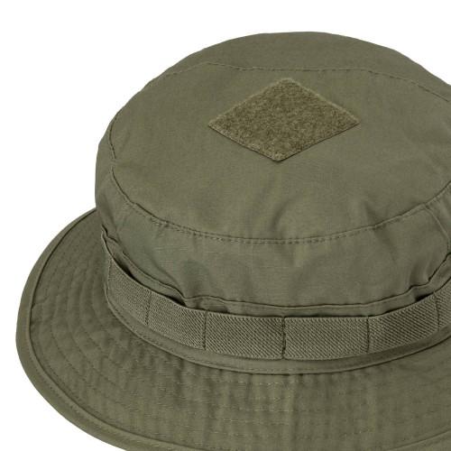 CPU® Hat - PolyCotton Ripstop Detail 5