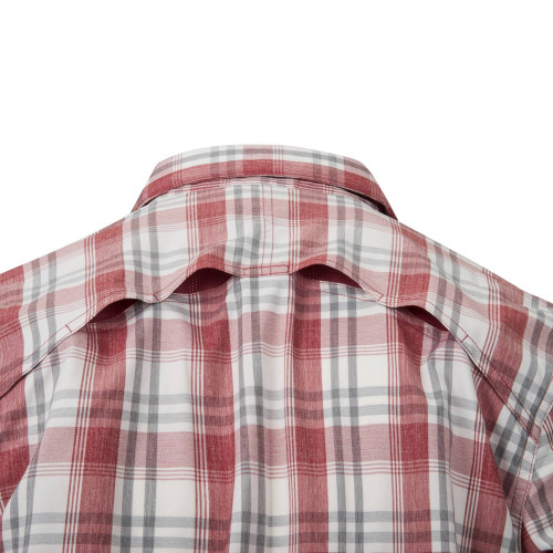 TRIP Shirt - Nylon Blend Detail 9