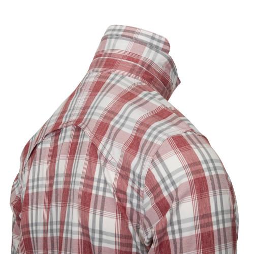 TRIP Shirt - Nylon Blend Detail 10