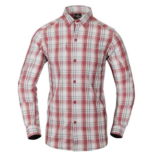 TRIP Shirt - Nylon Blend Detail 3