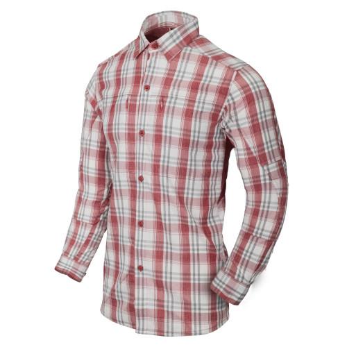 TRIP Shirt - Nylon Blend Detail 1