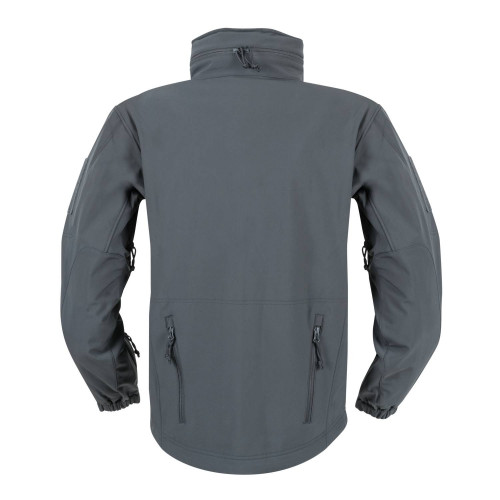 GUNFIGHTER Jacket - Shark Skin Windblocker Detail 4