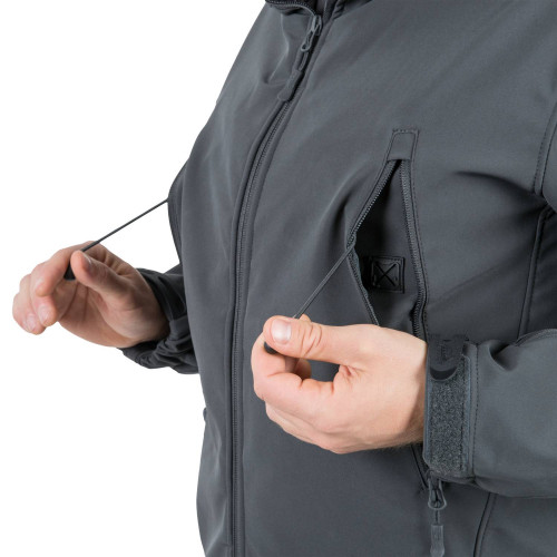 GUNFIGHTER Jacket - Shark Skin Windblocker Detail 9