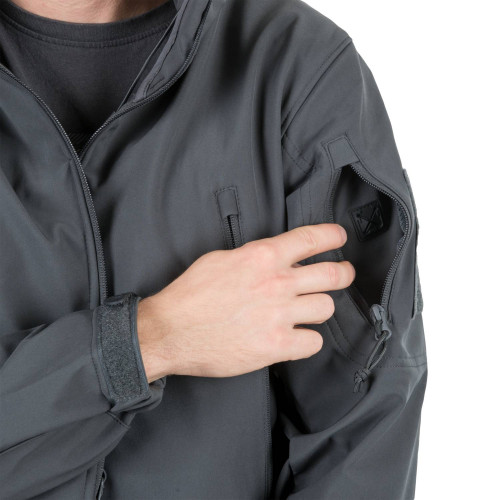 GUNFIGHTER Jacket - Shark Skin Windblocker Detail 11