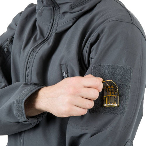GUNFIGHTER Jacket - Shark Skin Windblocker Detail 15