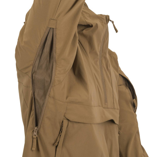 MISTRAL Anorak Jacket® - Soft Shell Detail 9