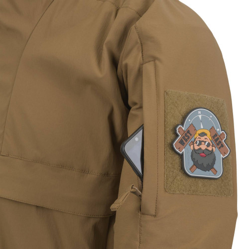 MISTRAL Anorak Jacket® - Soft Shell Detail 10