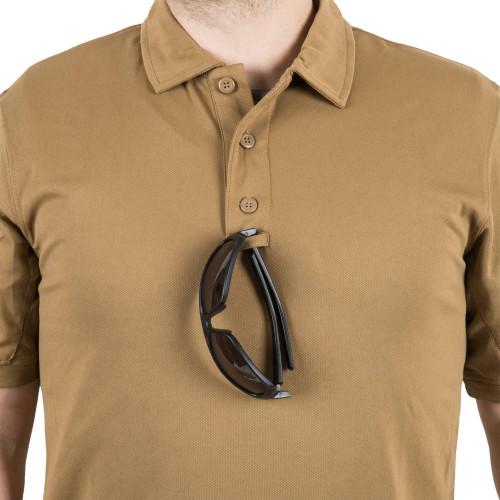 UTL Polo Shirt - TopCool Lite Detail 5