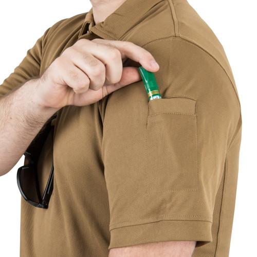 UTL Polo Shirt - TopCool Lite Detail 6