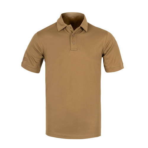 UTL Polo Shirt - TopCool Lite Detail 3