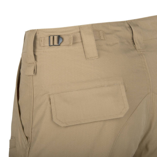 CPU® Shorts - Cotton Ripstop Detail 5