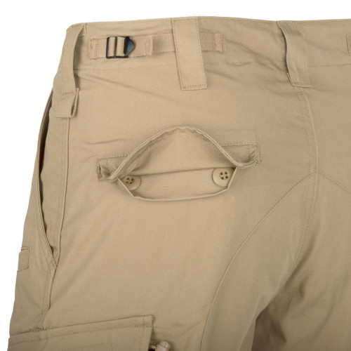 CPU® Shorts - Cotton Ripstop Detail 6