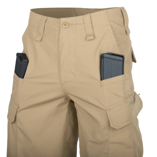 CPU® Shorts - Cotton Ripstop Detail 12