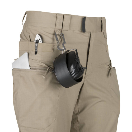 HYBRID TACTICAL PANTS® - PolyCotton Ripstop Detail 6