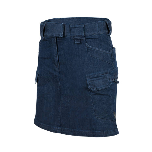 UTL SKIRT® (Urban Tactical Skirt®) - Denim Mid Detail 1