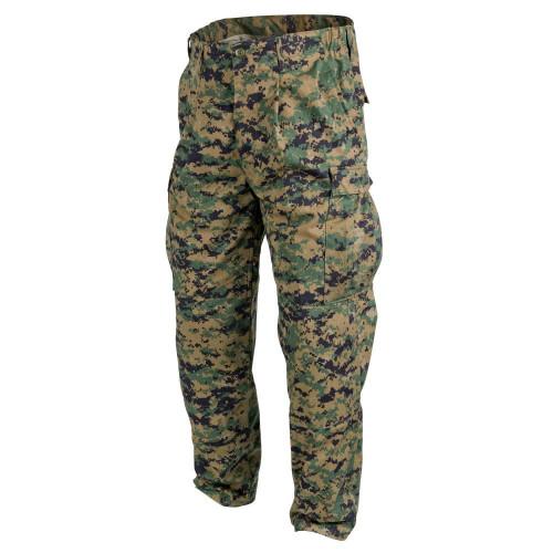 Spodnie USMC - PolyCotton Twill Detal 1