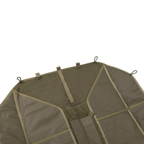 Mata Strzelecka BACKBLAST MAT® Detal 6