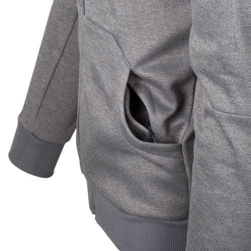 Bluza URBAN TACTICAL HOODIE (FullZip)® Detal 8