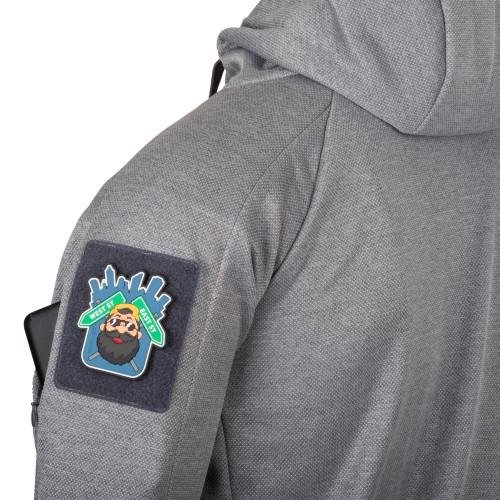 Bluza URBAN TACTICAL HOODIE (FullZip)® Detal 9