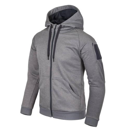 Bluza URBAN TACTICAL HOODIE (FullZip)® Detal 1