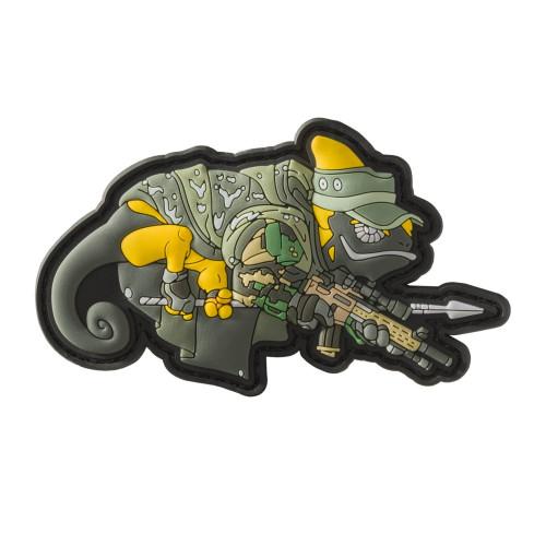 Emblemat Chameleon Surplus Operator Exclusive Detal 1
