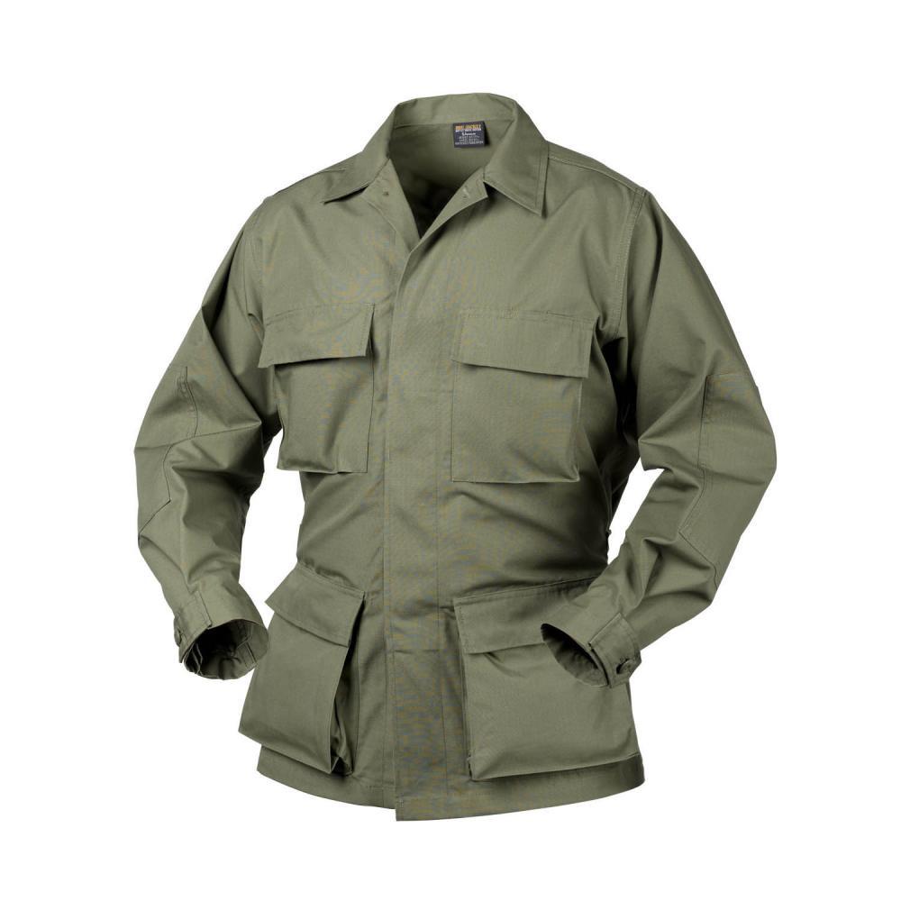 BDU Shirt - PolyCotton Ripstop Detail 2