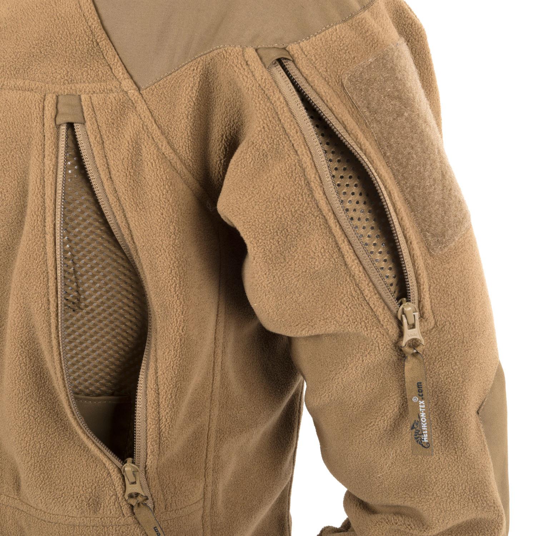 STRATUS® Jacket - Heavy Fleece Detail 7