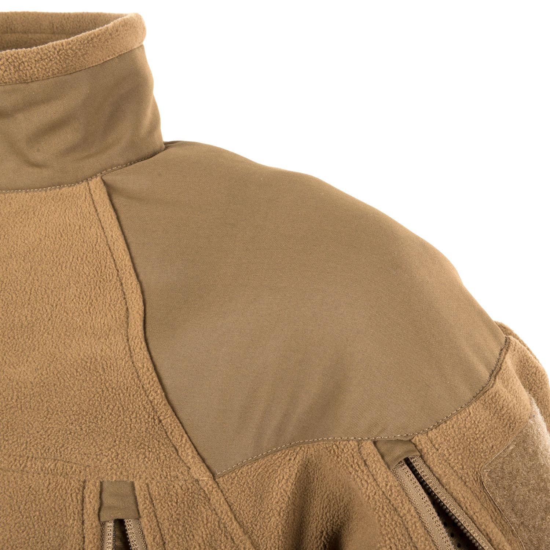 STRATUS® Jacket - Heavy Fleece Detail 4