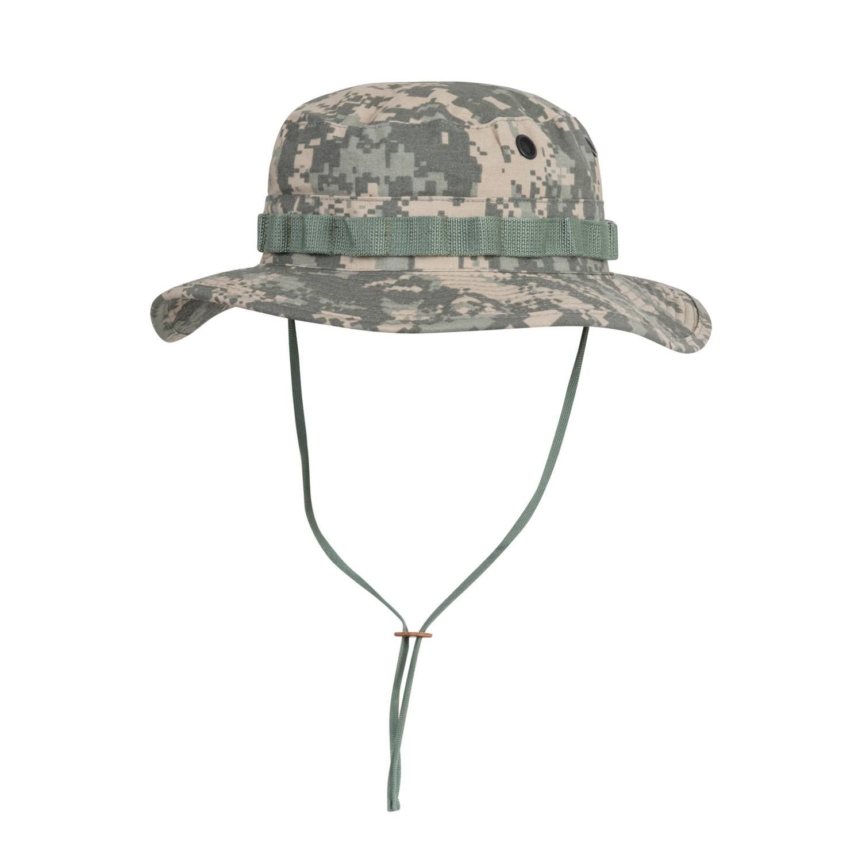 ACU Hat - PolyCotton Ripstop Detail 2