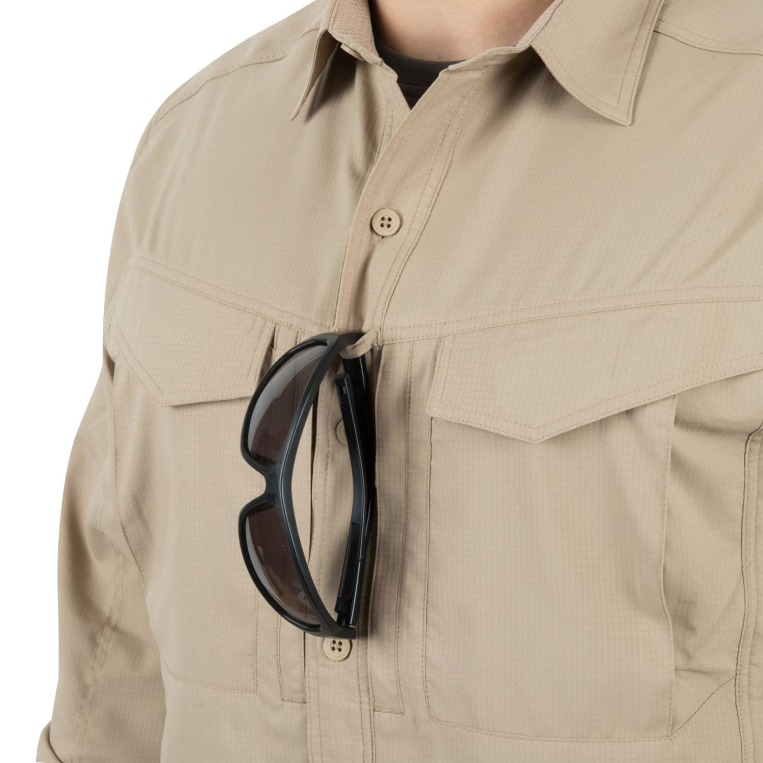 DEFENDER Mk2 Tropical Shirt® Detail 6