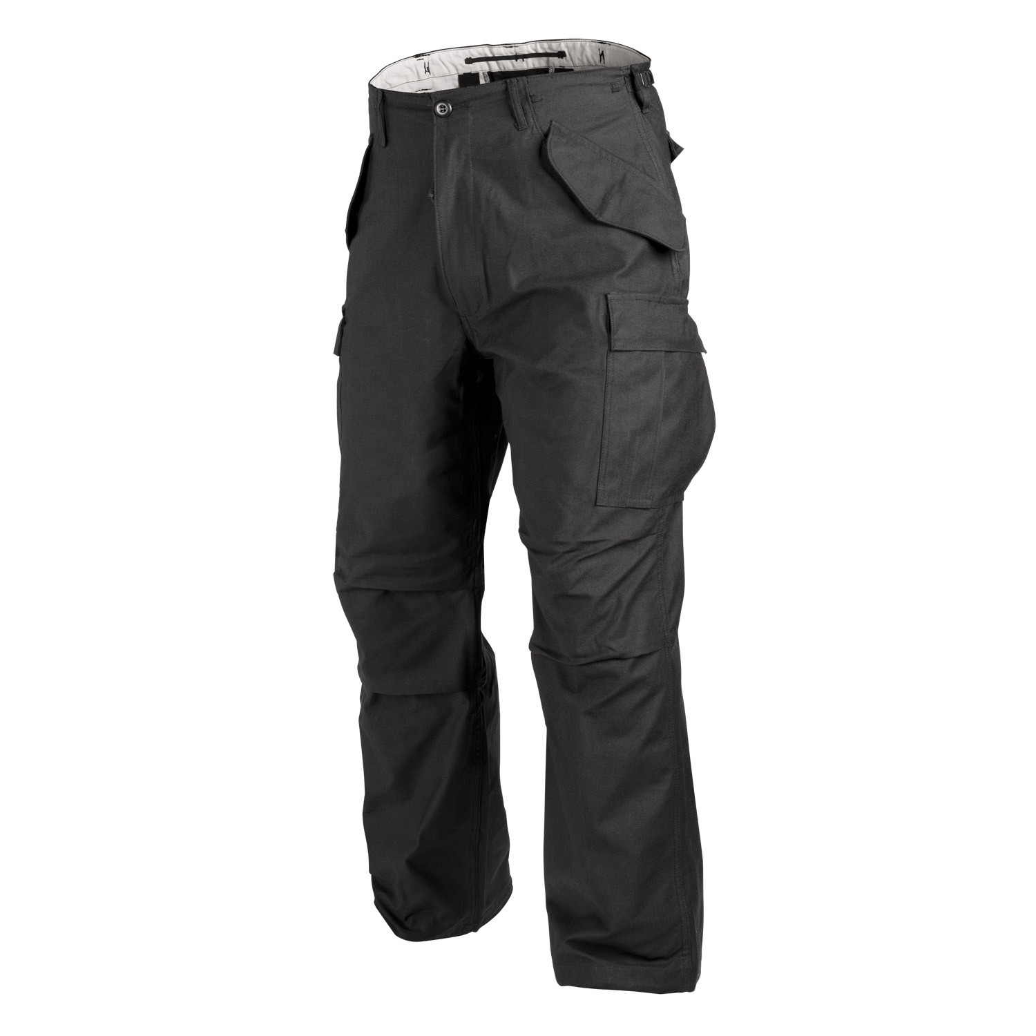 M65 Trousers - Nyco Sateen Detail 2