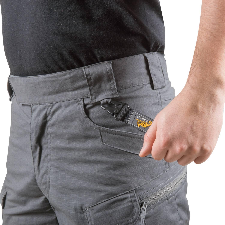 UTS® (Urban Tactical Shorts®) 11 - PolyCotton Ripstop Detail 9