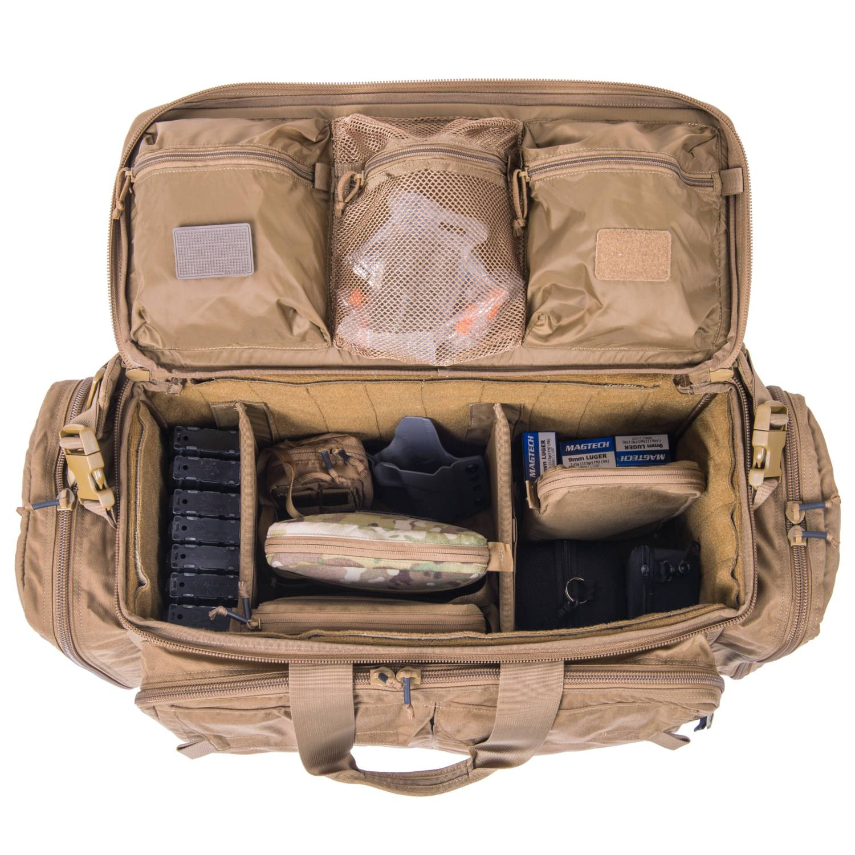 Afbeeldingsresultaat voor Helikon RANGEMASTER Gear Bag® - Cordura® - Black