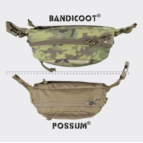 Helikon Bandicoot Waist Pack PL Woodland