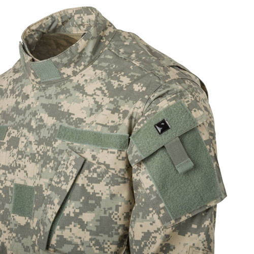 ACU Shirt - PolyCotton Ripstop Detail 5
