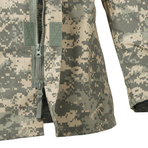 ACU Shirt - PolyCotton Ripstop Detail 9