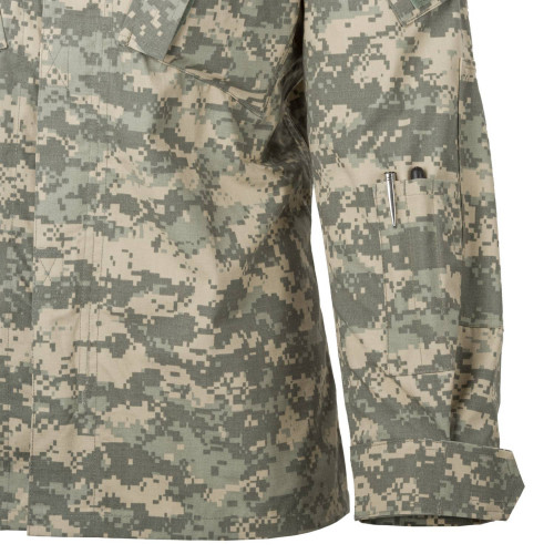 ACU Shirt - PolyCotton Ripstop Detail 10