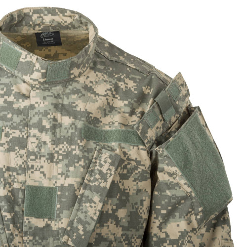 ACU Shirt - PolyCotton Ripstop Detail 11
