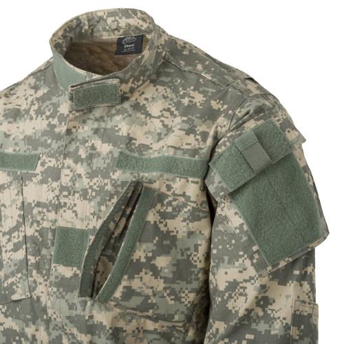 ACU Shirt - PolyCotton Ripstop Detail 14