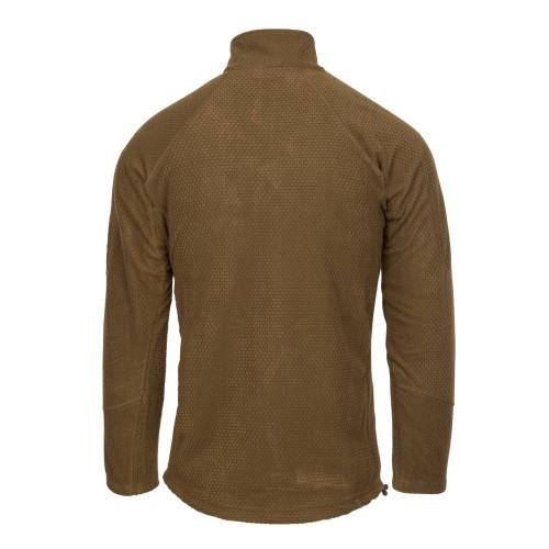 ALPHA TACTICAL Jacket - Grid Fleece Detail 4