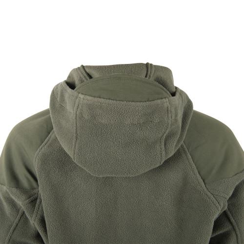 CUMULUS® Jacket - Heavy Fleece Detail 6