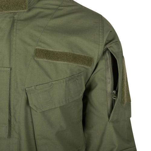 CPU® Shirt - PolyCotton Ripstop Detail 14