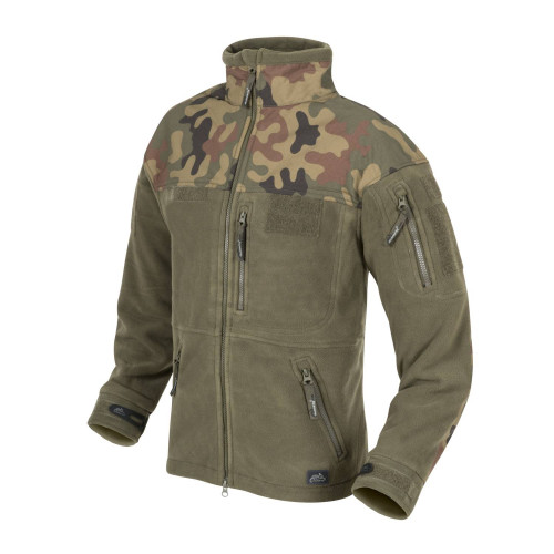 Polish INFANTRY Jacket - Fleece Detail 1
