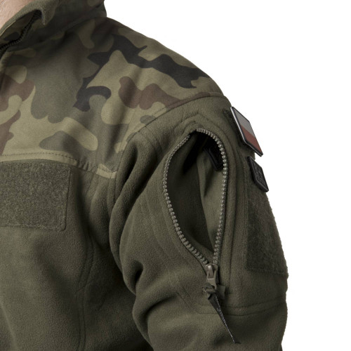 Polish INFANTRY Jacket - Fleece Detail 5